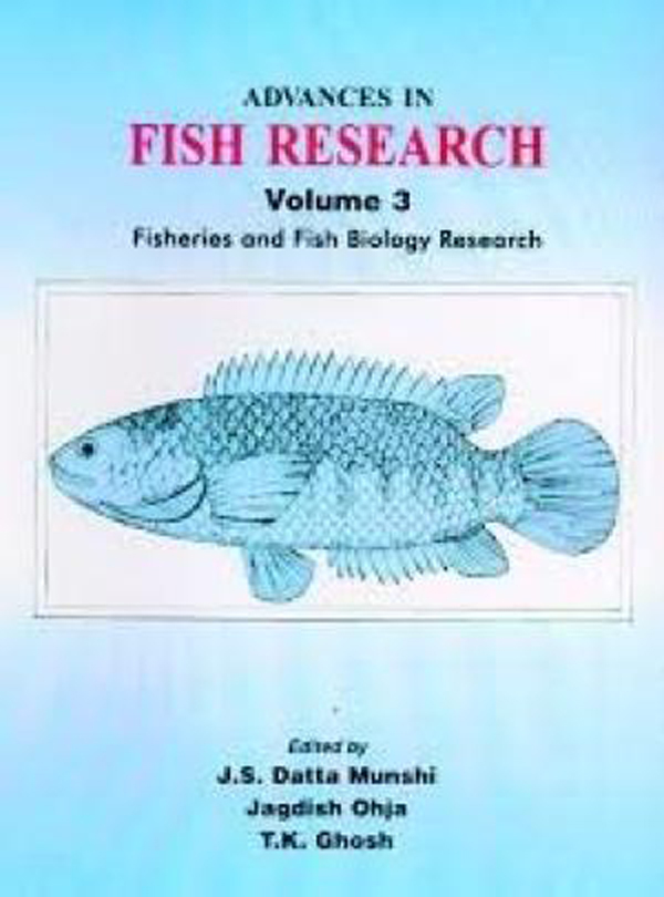 Advances in Fish Research : Vol: 3: Fisheries and …