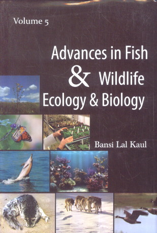 Advances in Fish and Wildlife Ecology and Biology:…