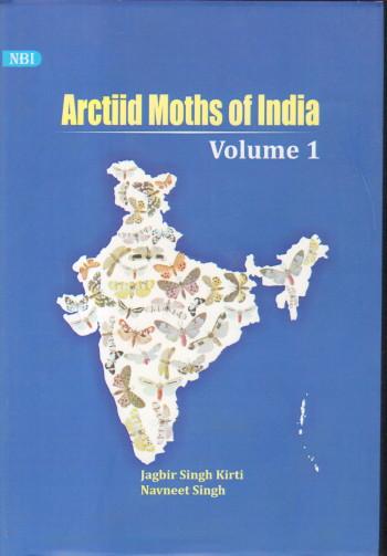 Arctiid Moths of India, Volume 1