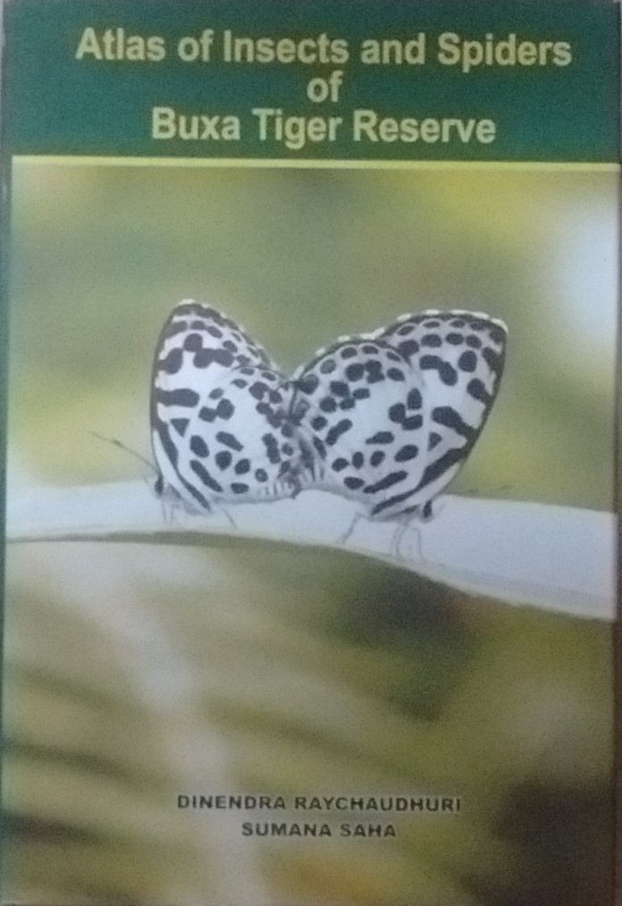 Atlas of Insects and Spiders of Buxa Tiger Reserve