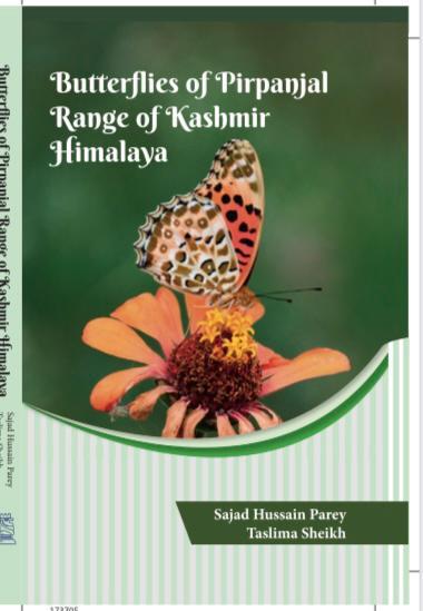 Butterflies of Pirpanjal Range of Kashmir Himalaya