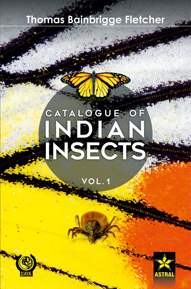 Catalogue of Indian Insects in 5 Volume set