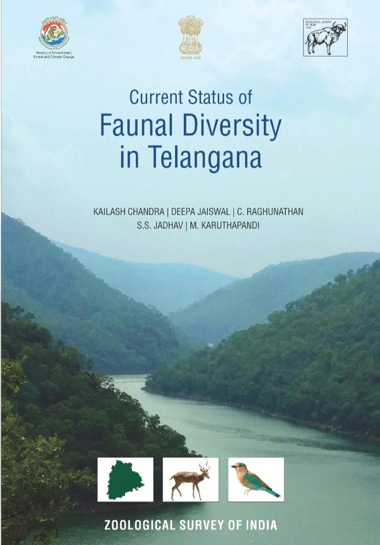 Current Status of Faunal Diversity in Telangana