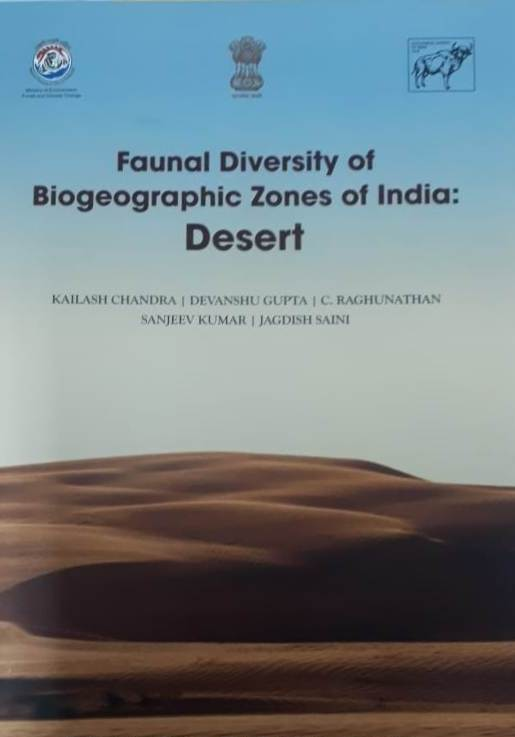 Faunal Diversity of Biogeographic Zones of India: …