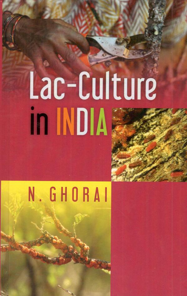 Lac-Culture in India (Hardback)
