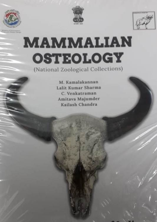 Mammalian Osteology (National Zoological Collectio…
