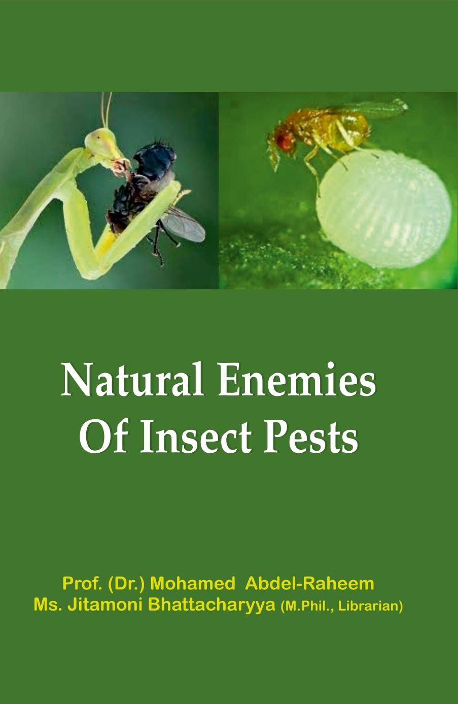 Natural Enemies of Insect Pests (Hardback)