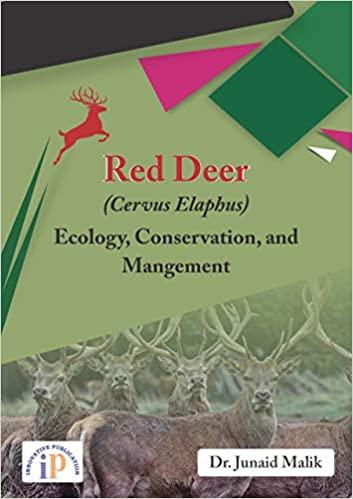 Red Deer (Cervus Elaphus): Ecology, Conservation a…