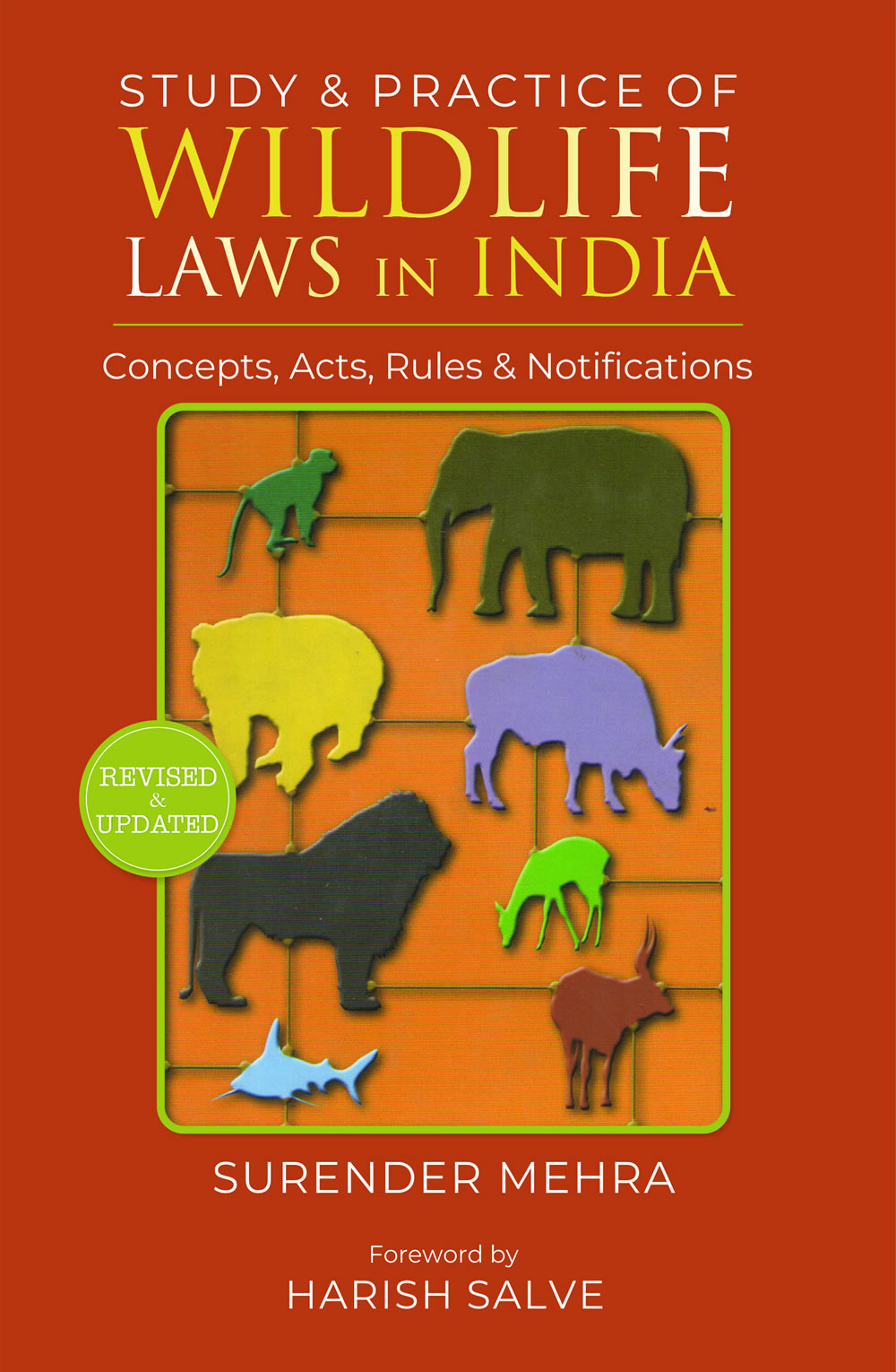Study & Practice of Wildlife Laws in India: Concep…