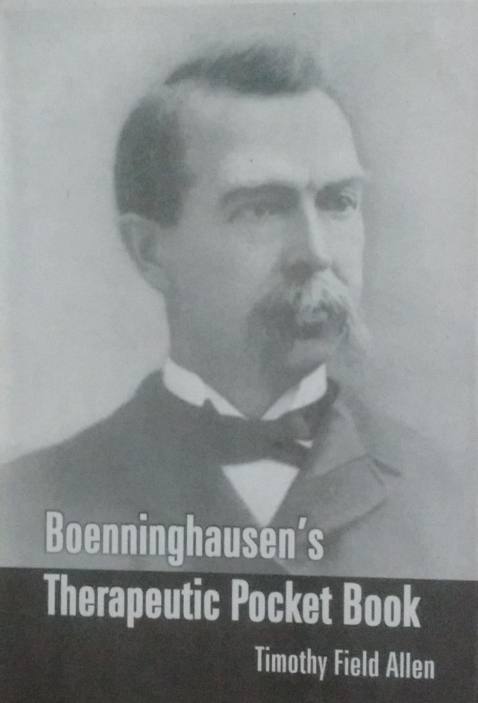 Boenninghausen\'s Therapeutic Pocket Book