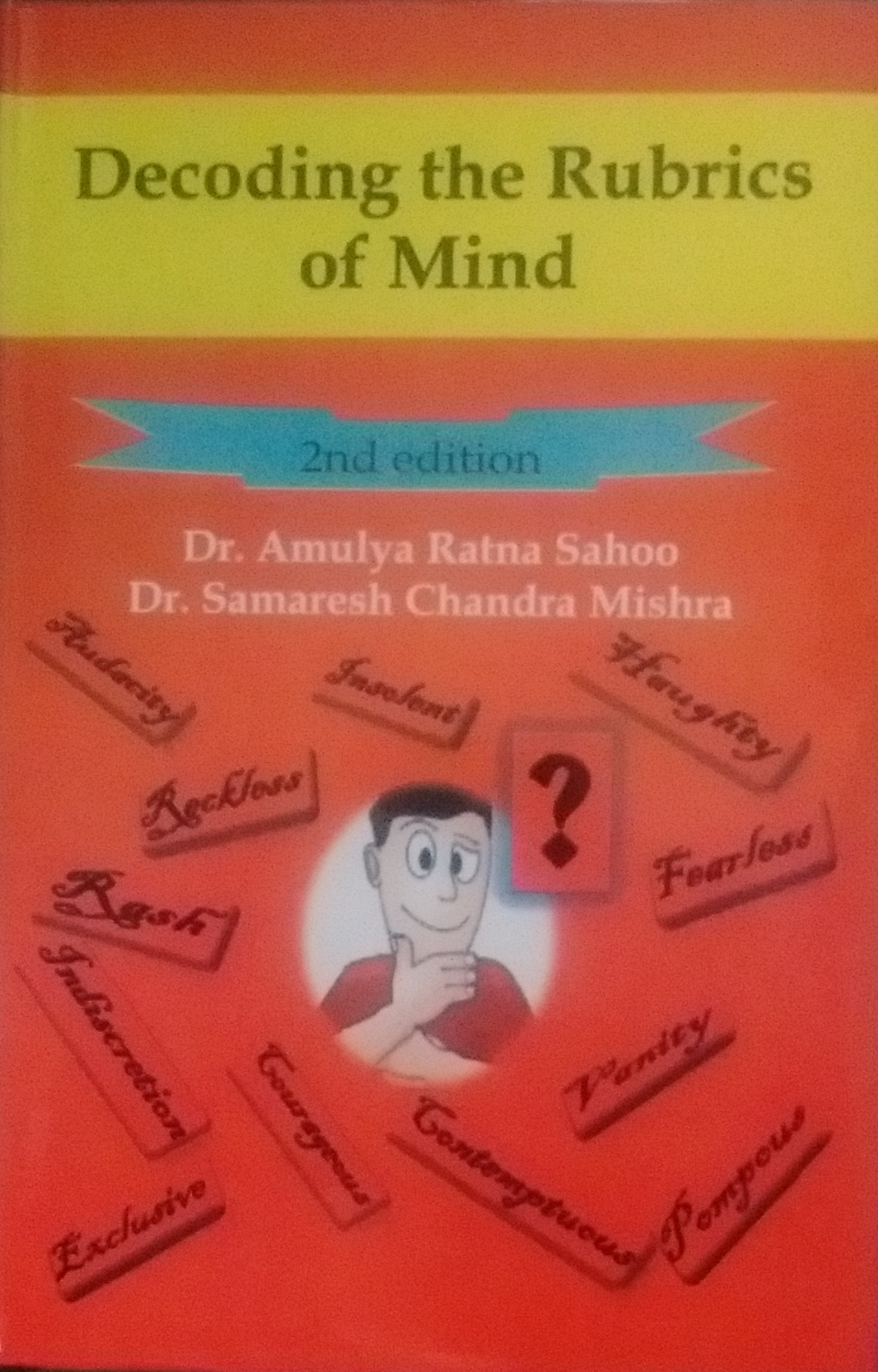 Decoding the Rubrics of Mind: With Comparisons, a …