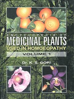 Encyclopedia of Medicinal Plants Used in Homoeopat…