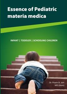 Essence of Pediatric Materia Medica