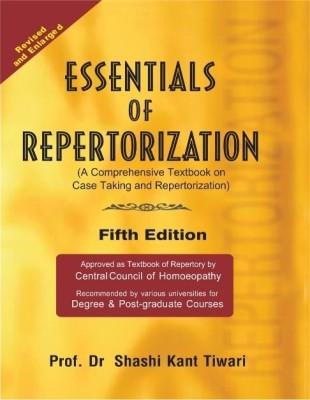 Essentials of Repertorization (English) 5th Editio…