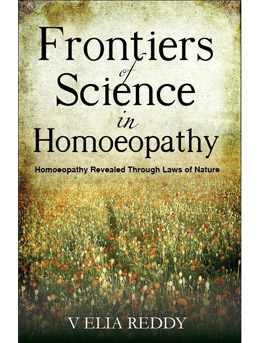 Frontiers Science In Homoeopathy