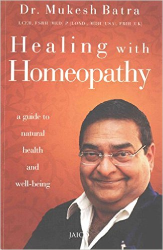 Healing with Homeopathy Paperback