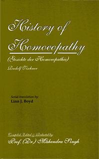History of Homoeopathy (Geschichte der Homoeopathi…