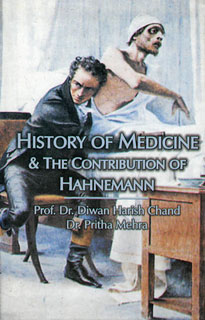 History of medicine & the contribution of hahneman…