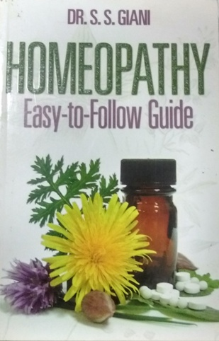 Homeopathy easy-to-follow