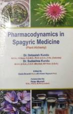 Pharmacodynamics in Spagyric Medicine (Plant Alche…