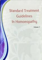 Standard Treatment Guidelines in Homoeopathy Volum…