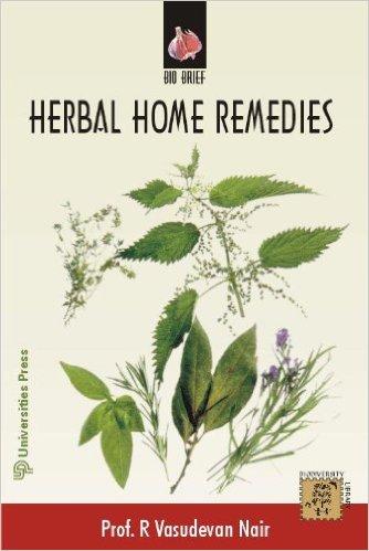 Herbal Home Remedies Paperback