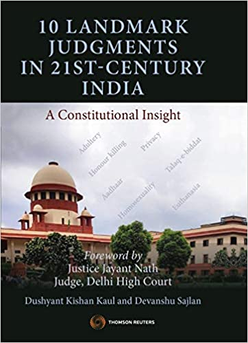 10 Landmark Judgments in 21st-Century India - A Co…