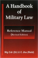 A Handbook of Military Law: Reference Manual (Revi…