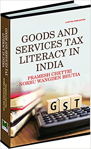 Goods and Services Tax Literacy in India (Hardback…