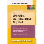 Handbook of Employees' State Insurance Act, 1948
