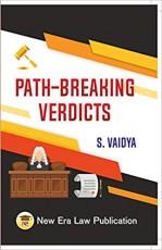 Path-Breaking Verdicts