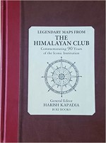 Legendary Maps from the Himalayan Club Commemorati…