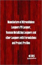 Manufacture of Nitrocellulose Lacquers, PU Lacquer…