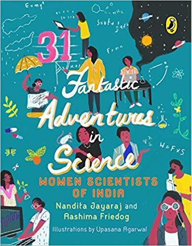 31 Fantastic Adventures in Science: Women Scientis…