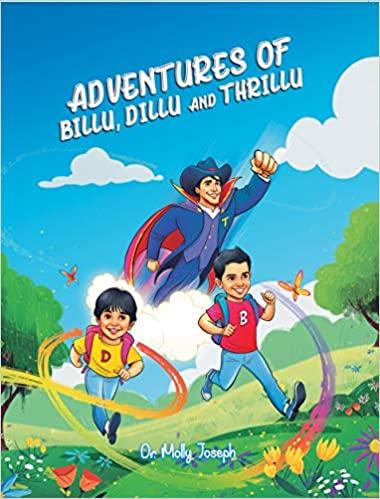 Adventures of Billu, Dillu and Thrillu (Paperback)