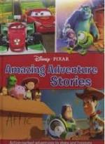 Amazing Adventure Stories (Hardbound)