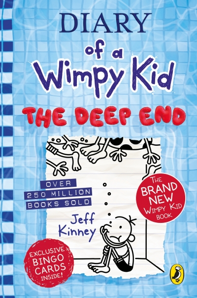 Diary of a Wimpy Kid: The Deep End (The Brand New …