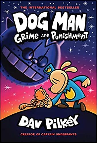 Dog Man: Grime and Punishment (Hardback)