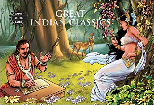 Great Indian Classics (20 in 1): Special Issue (Am…