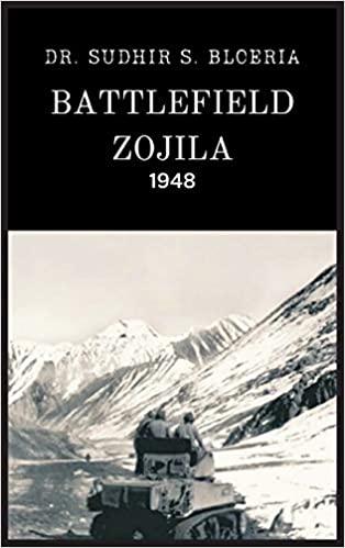 Battlefield Zojila 1948 (Hardback)