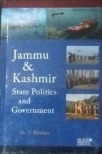 Jammu & Kashmir State Politics and Government