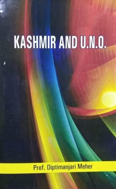 Kashmir and U.N.O. (Hardback)