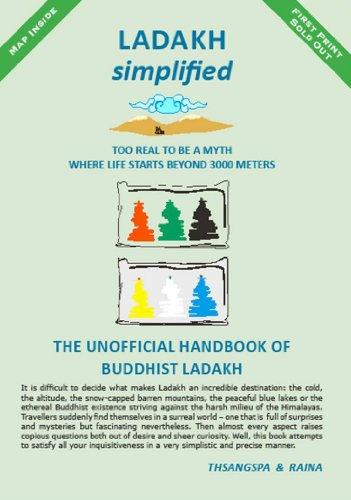 LADAKH Simplified: The Unofficial Handbook of Budd…