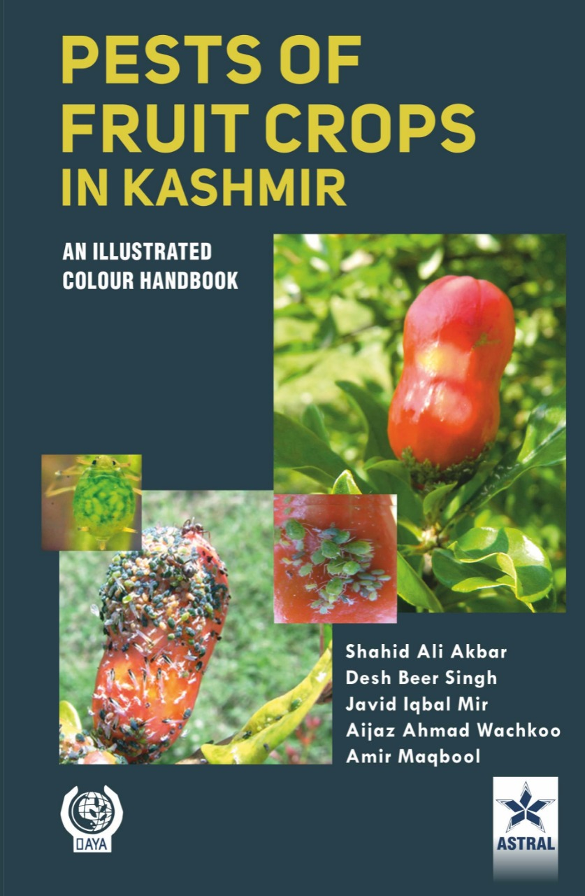 Pests of Fruit Crops in Kashmir: An Illustrated Co…