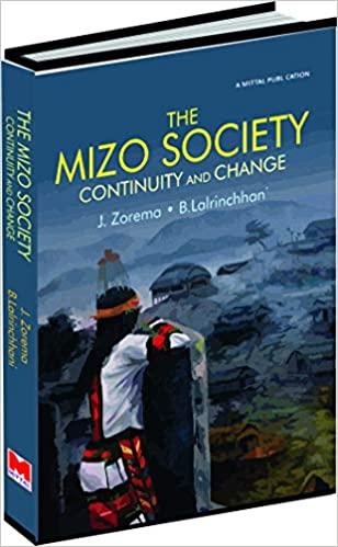The Mizo Society: Continuity and Change (Hardback)