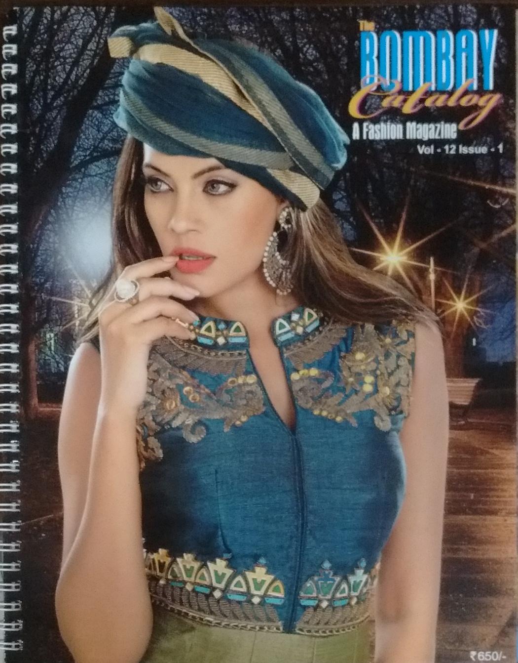 The Bombay Catalog: A Fashion Magazine Vol. 12 Iss…