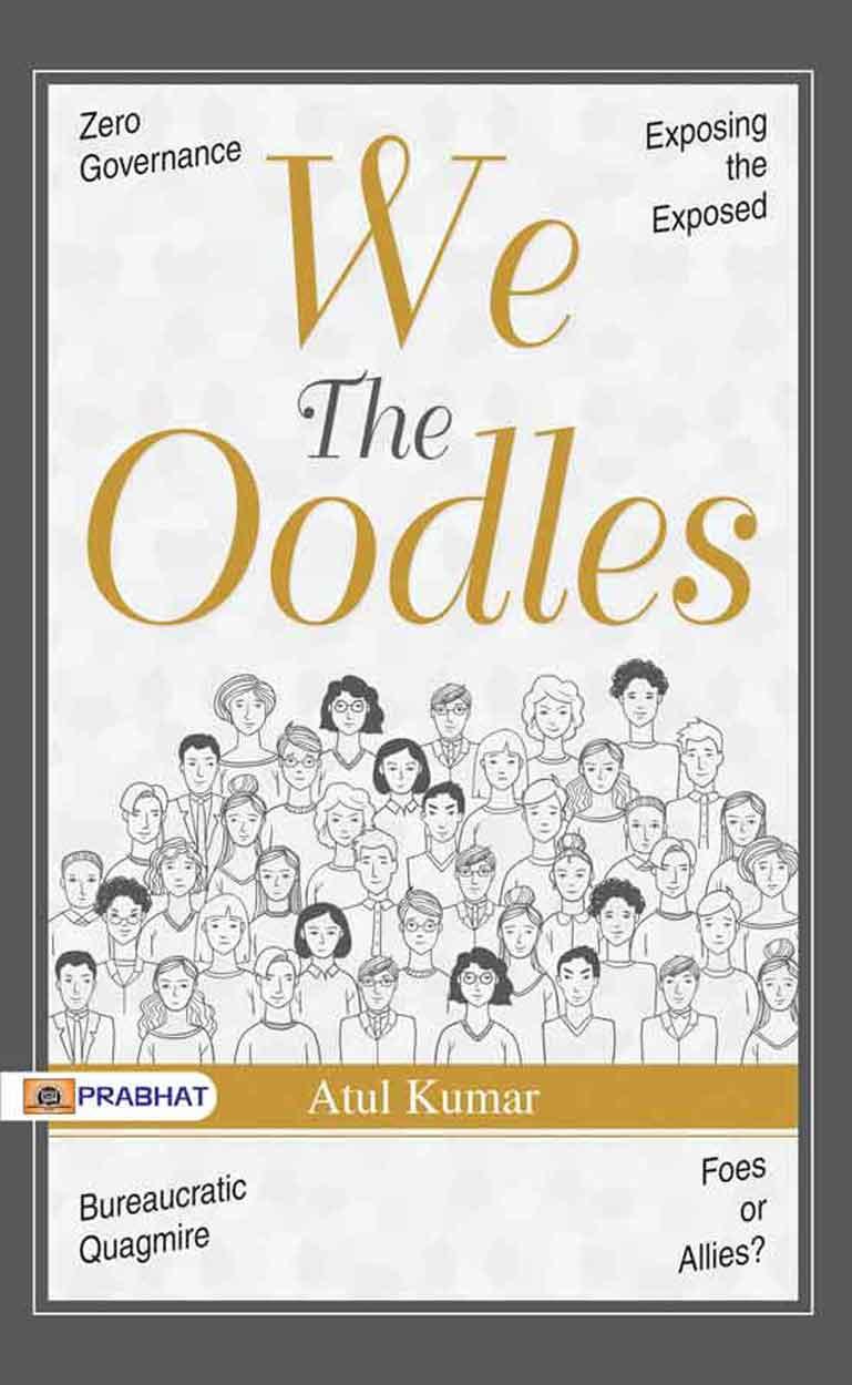 We the Oodles (Hardback)