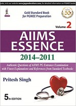 AIIMS Essence 2014-2011: Volume 2