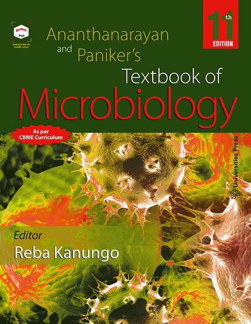 Ananthanarayan and Paniker's Textbook of Microbiol…