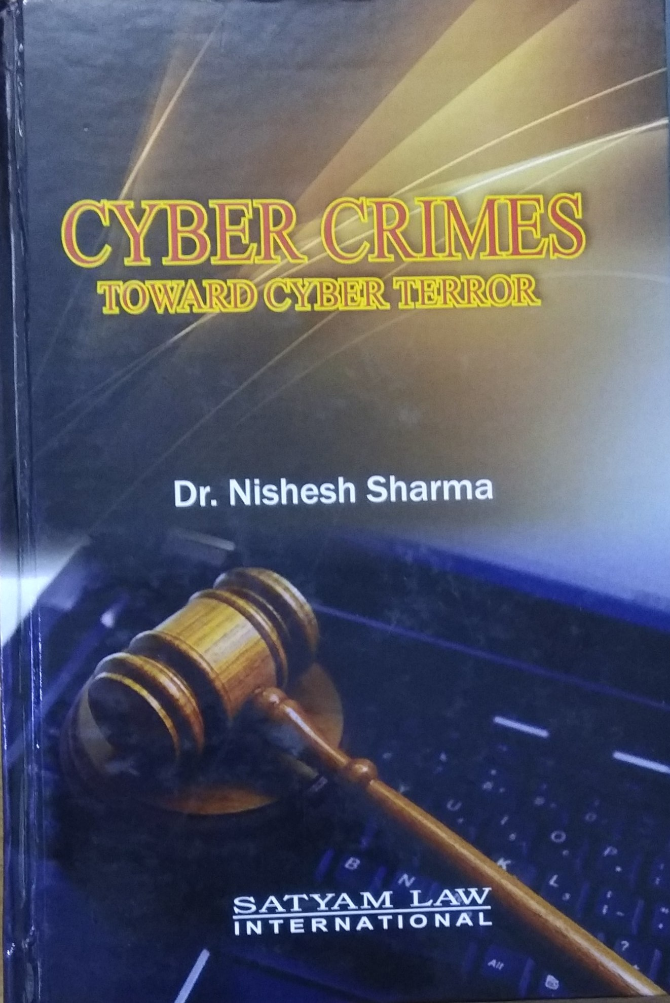 Cyber Crimes: Toward Cyber Terror